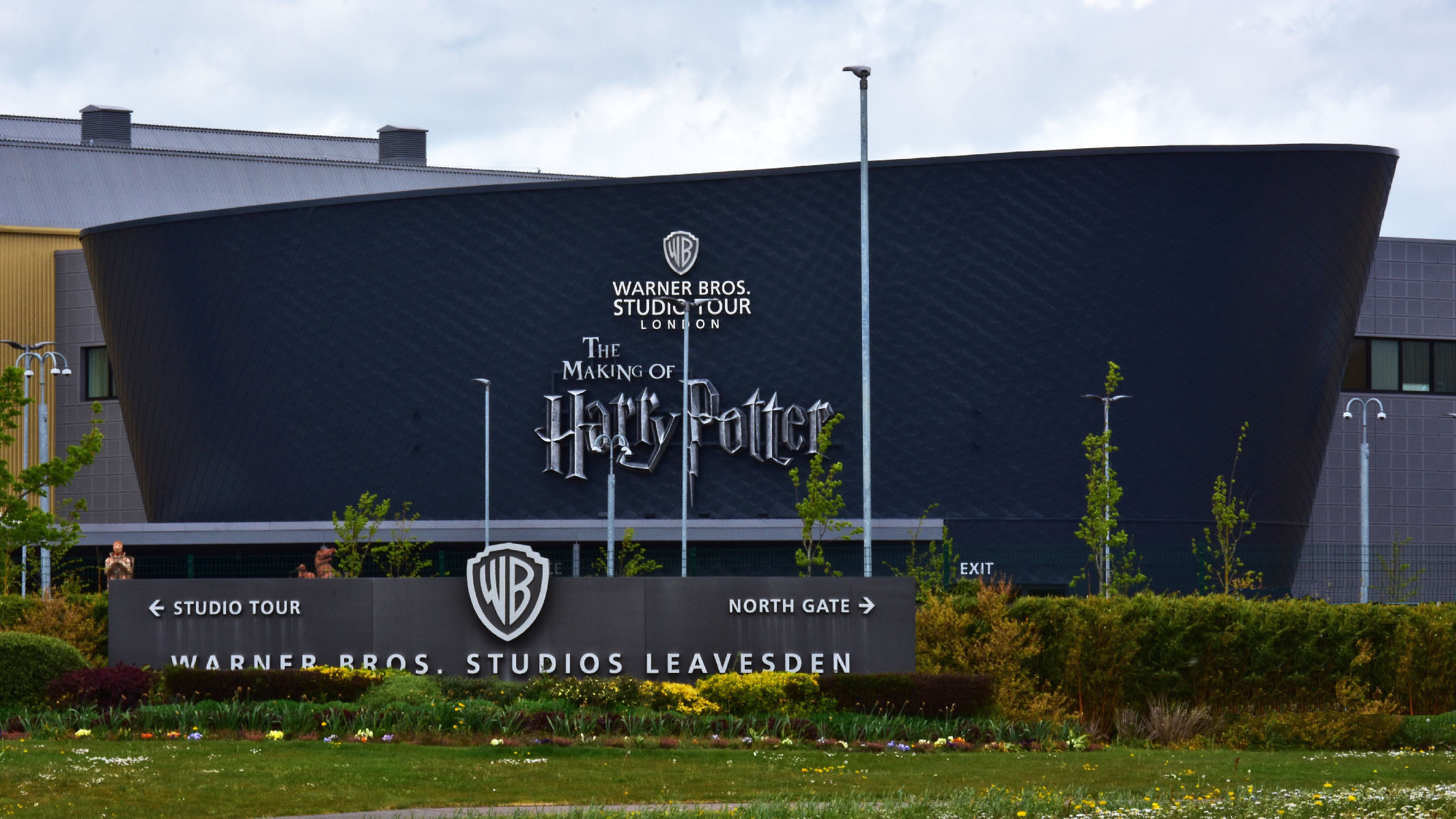 On the same day as the NEW Harry Potter Tour Ticket office was being set to open.