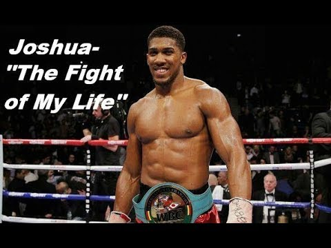 Anthony Joshua - The Fight of My Life full london documentary