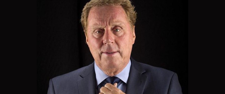 An Audience with Harry Redknapp in Watford 2019