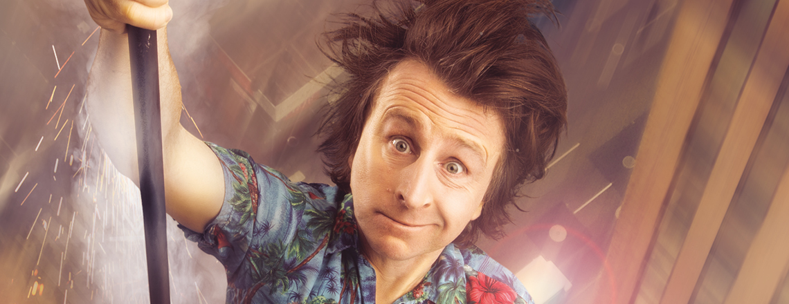 One man. One Mission - MILTON JONES in MILTON: IMPOSSIBLE Watford Colosseum