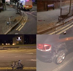 On Thursday, July 7 this year at around 9.50pm, 35 year old Deepak Malhotra, of Edgware Road, London, forced his way onto an empty bus at Watford Bus Station in Woodford Road and drove almost three miles around the town causing thousands of pounds worth of damage to the bus, roadside furniture and two parked cars.
