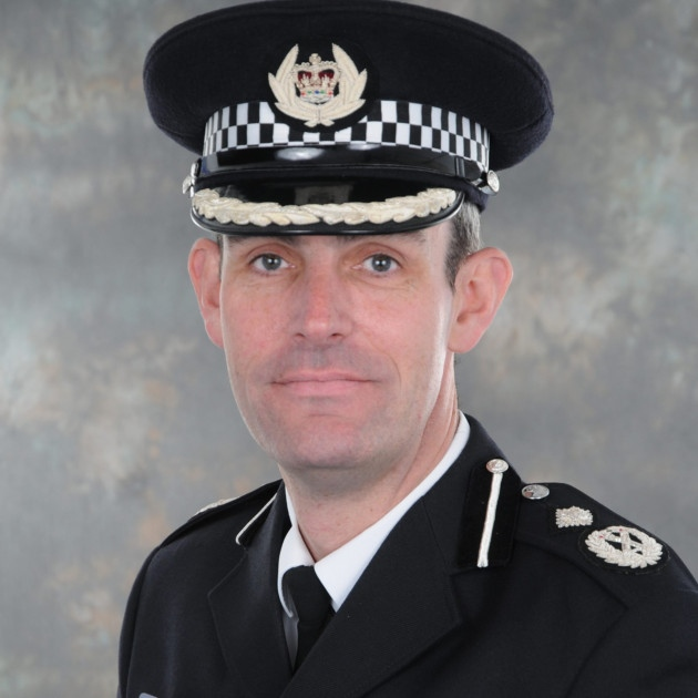 CHARLIE HALL CONFIRMED AS HERTFORDSHIRE'S NEW CHIEF CONSTABLE