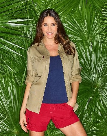 Lisa Snowdon, 44, who was born in Welwyn Garden City and attended Sir Frederic Osborn School, is appearing on the popular TV show starting this week.