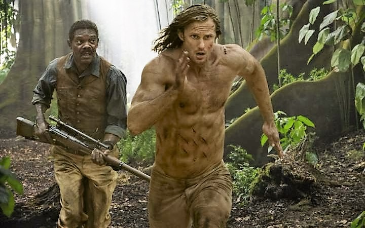 The Legend of Tarzan is filmed almost entirely just outside Watford