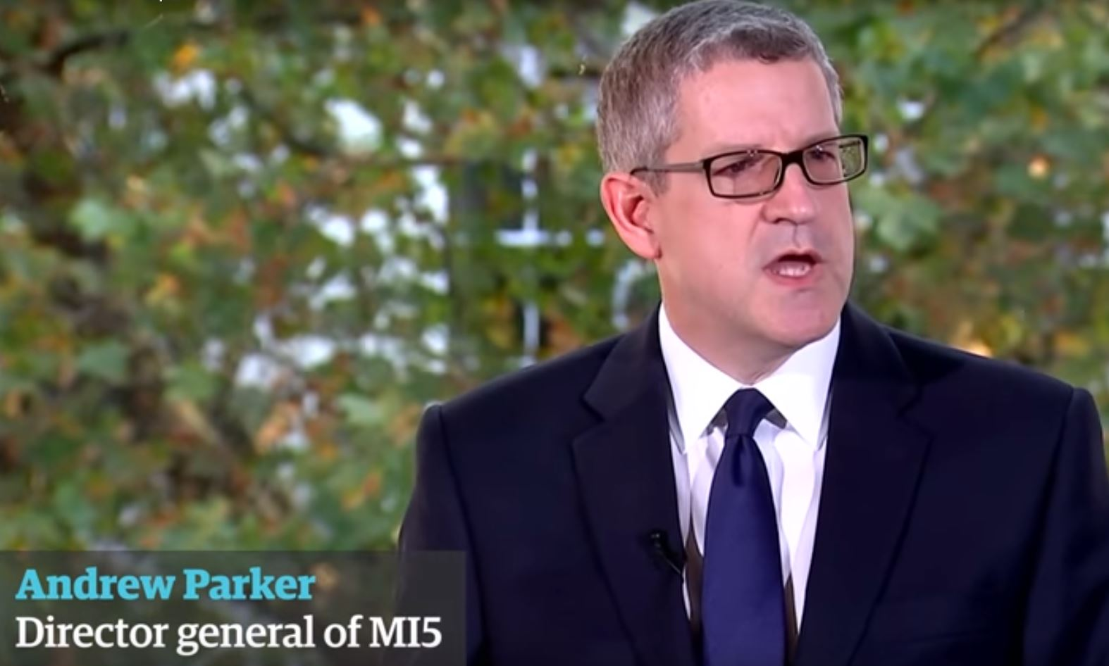 MI5's chief Andrew Parker warns UK to face fresh attacks the most severe terror threat ever from Islamic Extremists.