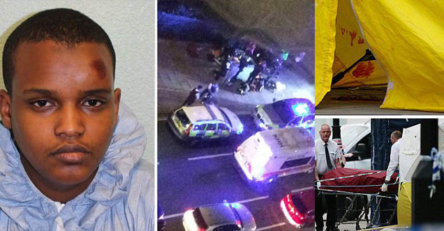 Russell Square, London Mass Stabbing has now been charged