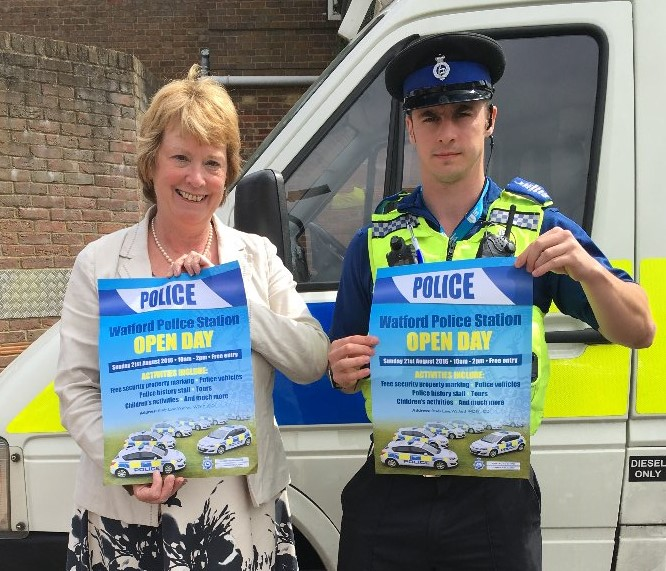 Watford Police Open Day - Sunday August 21st