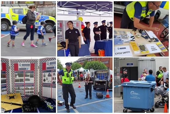 Watford Police Station Open Day