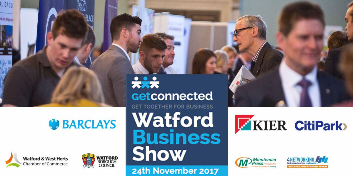 The Watford Business Show 24th November 2017
