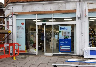 One Stop Shop Store in Watford is being