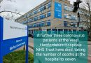 Hertfordshire NHS Hospitals tell public to stay away