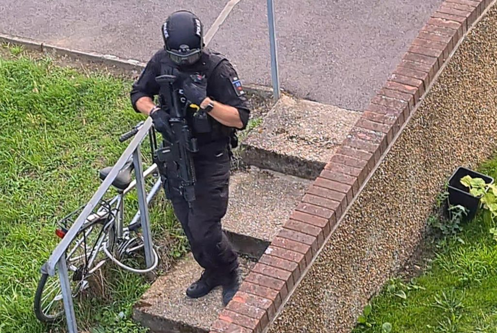 armed police, AC3, cops, guns, Bedfordshire, Cambridgeshire and Hertfordshire, BCH, Police Forces,Firearms officers