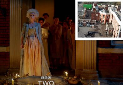Where was Harlots filmed? Can you visit the stunning Langleybury Mansion filming location?