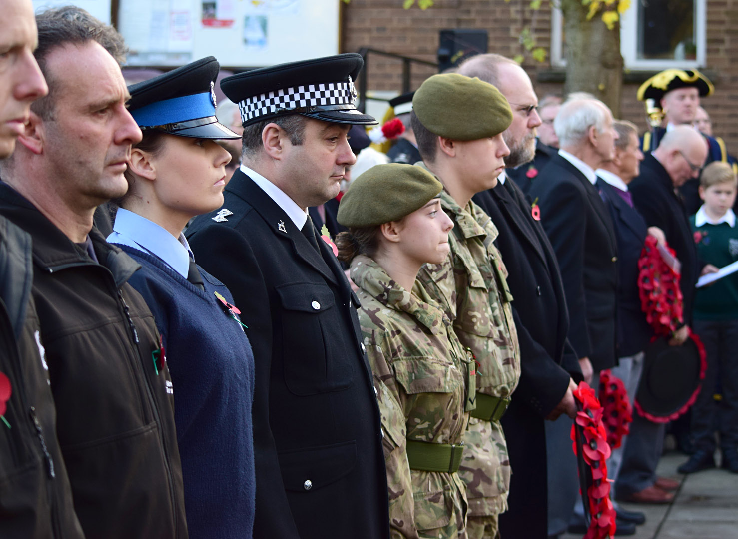 Mayor and Chairman to lead Remembrance Sunday service